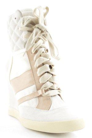 Chloé Wedge Sneaker mehrfarbig minimalistischer Stil