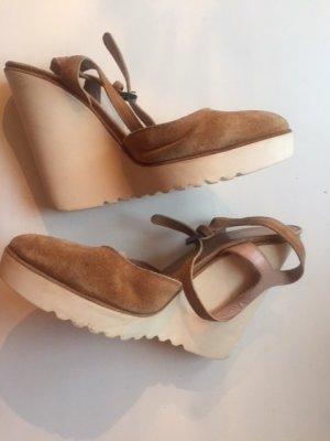 Chloé Sandalen günstig kaufen   Second Hand   Mädchenflohmarkt 32f75b3204