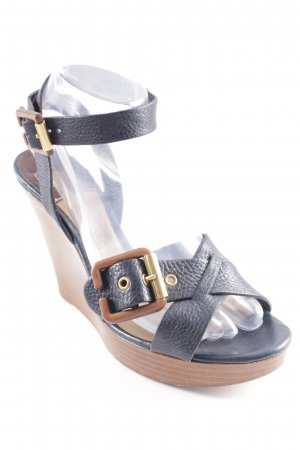 Chloé Wedge Sandals multicolored casual look