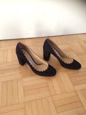 Chloé Wildleder Pumps
