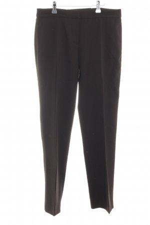 Chloé Woolen Trousers brown classic style
