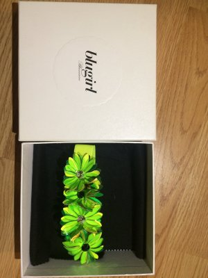 Blumarine Ketting neongeel-neon groen
