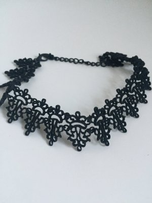Zara Collier Necklace black