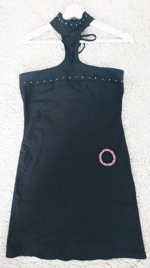 Choker Kleid mit Nieten