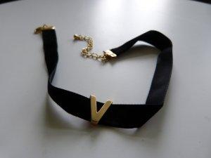 Choker / Samt-halsband von Asos