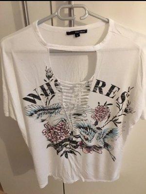 Tally Weijl Print Shirt multicolored mixture fibre