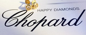 Chopard Happy Diamonds Ohrstecker Neuwertig