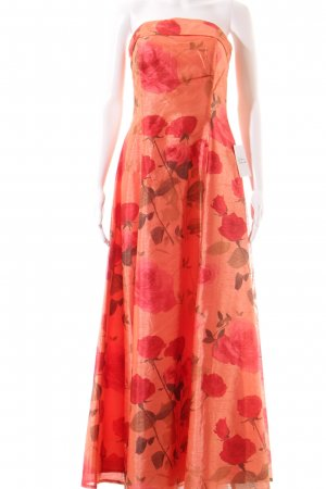Chou Chou Abendkleid Blumenmuster Elegant