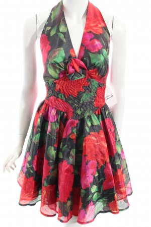 Chou Chou Cocktailkleid florales Muster Party-Look