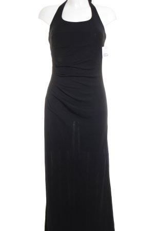 Chou Chou Neckholderkleid schwarz Elegant