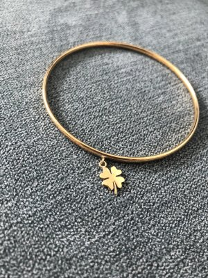 Christ Bangle gold-colored