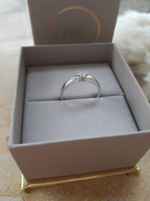 Christ Zilveren ring zilver-goud
