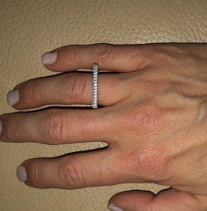 Christ Zilveren ring zilver-wit