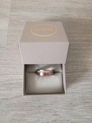 Christ Zilveren ring veelkleurig
