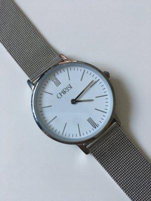 Christ Uhr in Silber