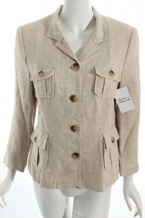 Christian Berg Blazer creme Casual-Look
