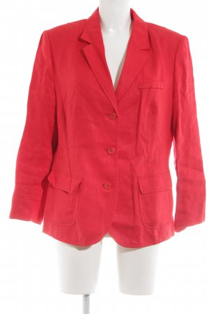 Christian Berg Short Blazer red business style