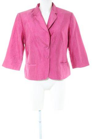 Christian Berg Kurz-Blazer pink Casual-Look