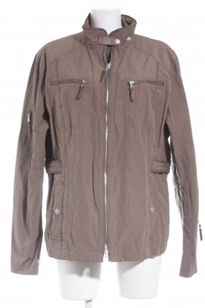 Christian Berg Kurzjacke beige Casual-Look