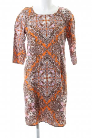 Christian Berg Longsleeve Dress abstract pattern casual look