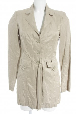 Christian Berg Long-Blazer beige Casual-Look