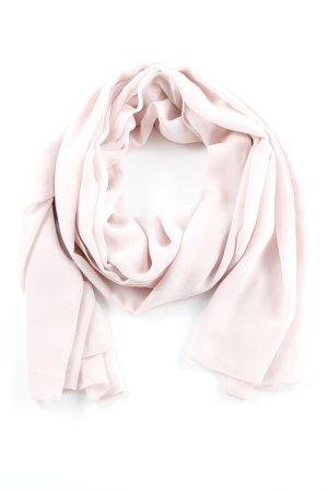 Christian Berg Chal rosa empolvado elegante