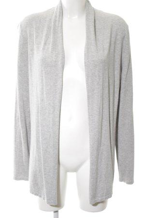 Christian Berg Knitted Cardigan light grey casual look