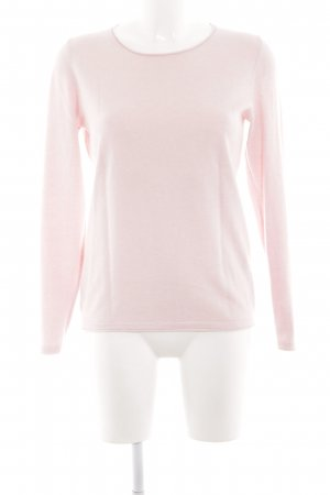 Christian Berg Strickpullover pink Casual-Look