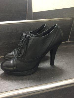 Tacones Mary Jane negro
