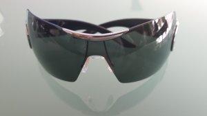 Christian Dior Aviator Glasses black-silver-colored