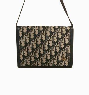 Christian Dior Canvas / Leder Tasche