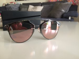 Christian Dior Glasses silver-colored-rose-gold-coloured