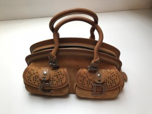 Christian Dior Bag camel leather