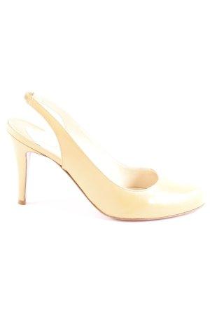Christian Louboutin High Heels beige Elegant