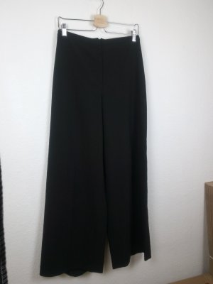 Christian Dior Low-Rise Trousers black wool