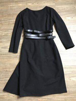Christian Dior Kleid schwarz Gr. D 40