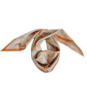Christian Dior Losange Tuch aus Seide