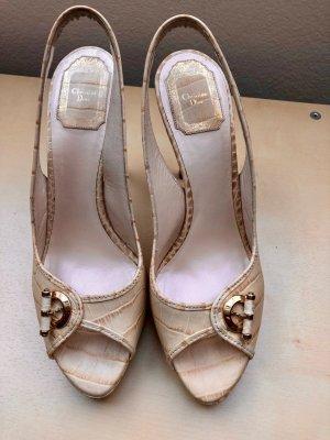 CHRISTIAN DIOR Platform Heels, Gr. 38,5
