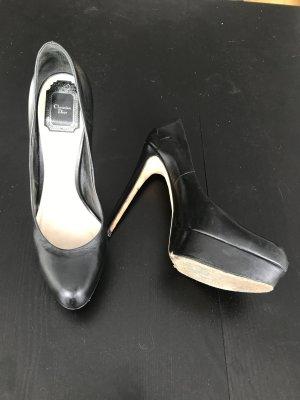 Christian Dior Schuhe Pumps Gr. 40.5