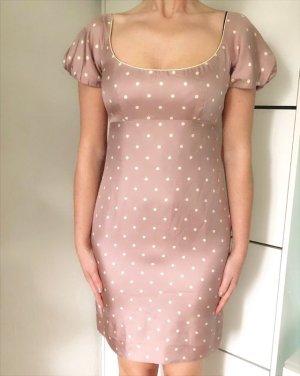 Christian Dior Seidenkleid Gr. 34 / 36 Kleid 100% Seide