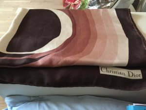 Christian Dior Silk Scarf multicolored