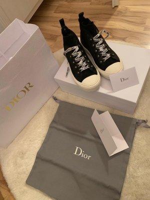 Christian Dior Sneakers, Größe 38, 1x getragen