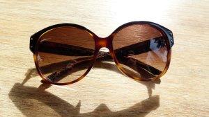 Dior Occhiale a farfalla multicolore