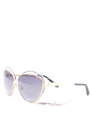 Christian Dior Sonnenbrille mehrfarbig extravaganter Stil