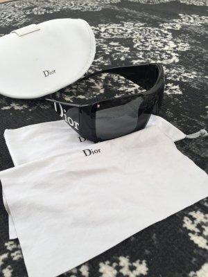 Christian Dior Sonnenbrille schwarz