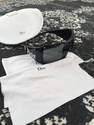 Christian Dior Lunettes noir-blanc