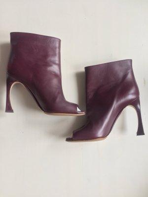 Christian Dior Bottillons violet