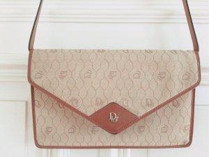 Christian Dior Tasche Handtasche Umhängetasche Clutch Vintage