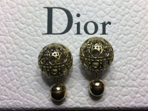 Christian Dior Tribal Ohrringe