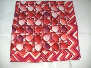 Christian Dior Neckerchief multicolored silk